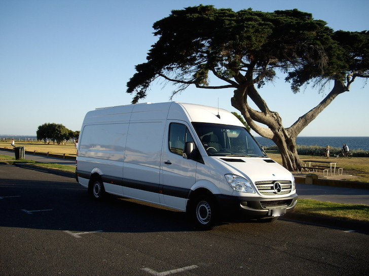 Youll Want To Copy This Australian Sprinter Van Conversion