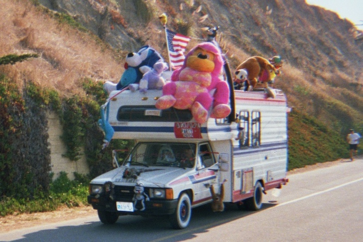 The Owner Of This Toyota Motorhome Loves Stuffed Animals
