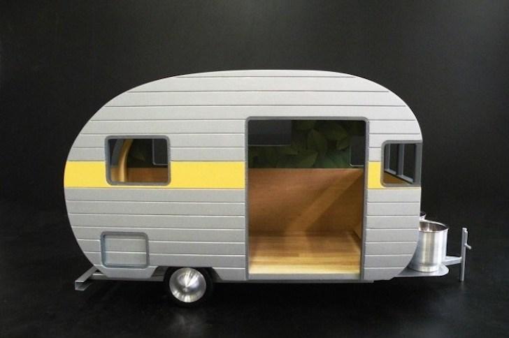 GRRRRRR pet camper