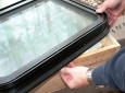 How to replace fogged double-paned RV windows