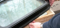 How a Commercial Company Fixes Fogged Double-Paned RV Windows [VIDEO]