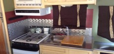 This Woman Renovated A 2001 National RV Travel Trailer