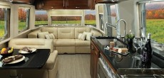New 2015 Airstream Classic travel trailer