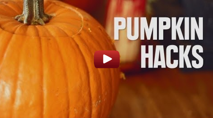 Pumpkin carving hacks you need to know