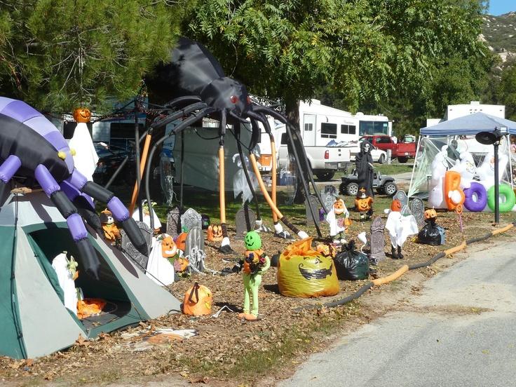 RV park or goblin graveyard?