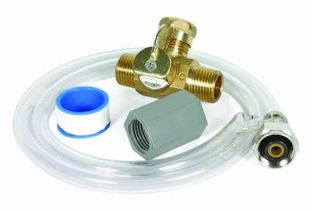 RV pump converter kit for easy winterization