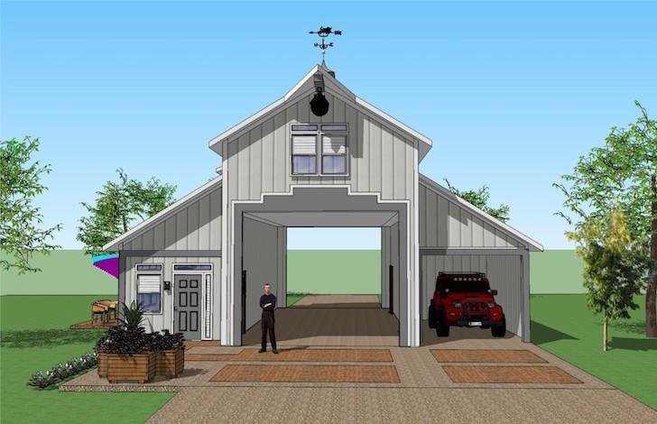 Rv Parking At Home – Rv Park Building Plans
