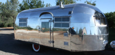 1948 Curtis-Wright Model 5 travel trailer