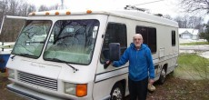 This Man's 23′ 1988 Amera Cruiser Motorhome Still Looks Great