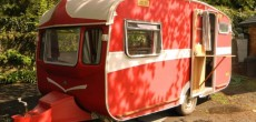 This British Couple Will Make You A Handcrafted Wooden Camper Van.