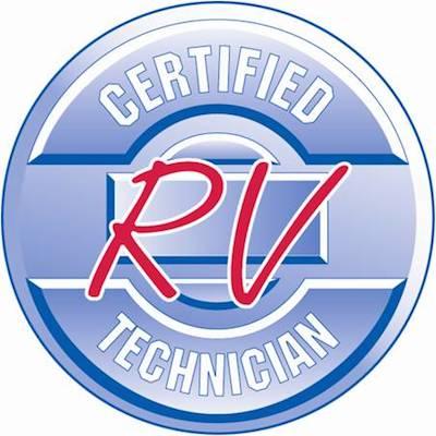 Certified RV Technician