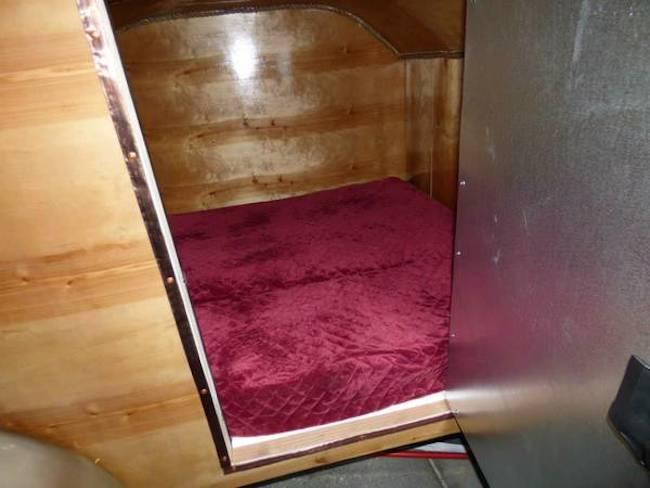 Foam bed