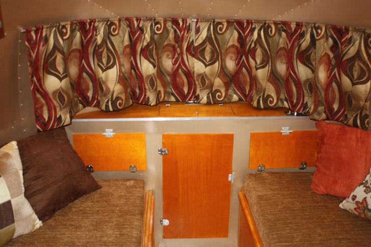 Front sofa