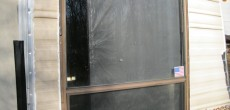 Homemade passive solar window heater
