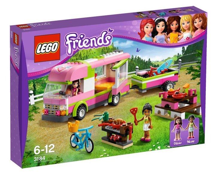 LEGO Adventure Camper