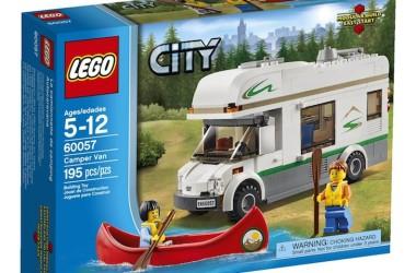 LEGO Class C motorhome set