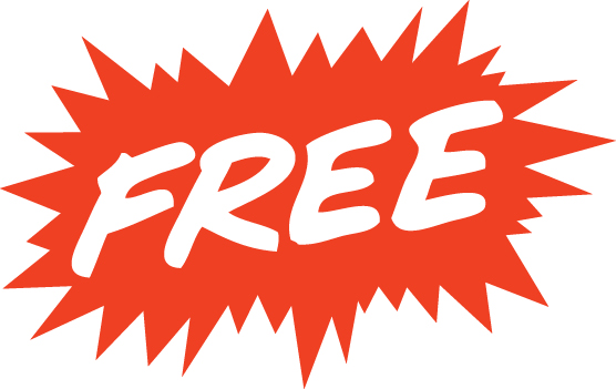 Offer something free