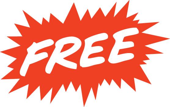 Offer something free