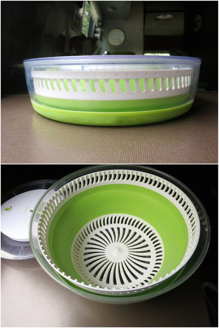 Prepworks salad spinner