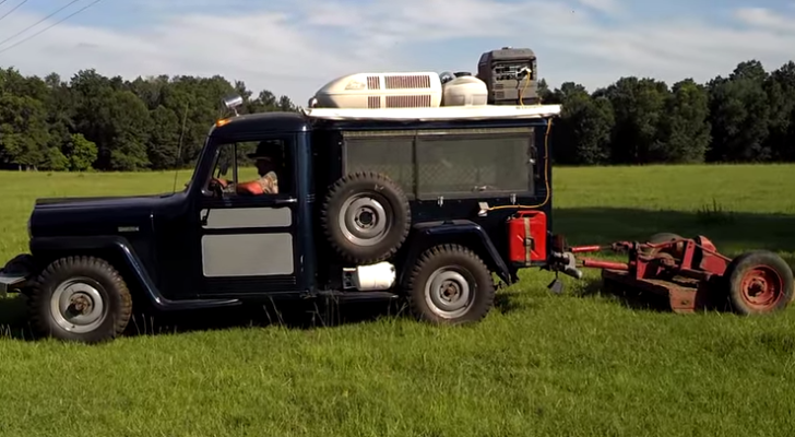 This Truck Camper Has Just About Everything You Could Imagine. And Some Things You'd Never Think Of.