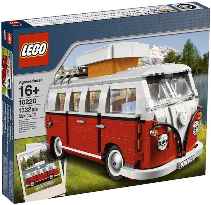 Volkswagen Advanced LEGO kit