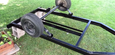 Why You Should Use A Welded Trailer Frame Instead of A Bolted One For Your Next Teardrop Camper Build