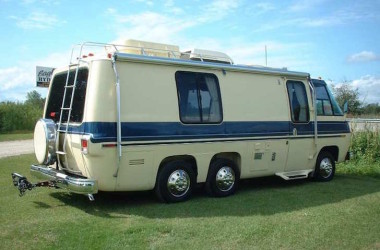 1977 GMC Birchaven motorhome