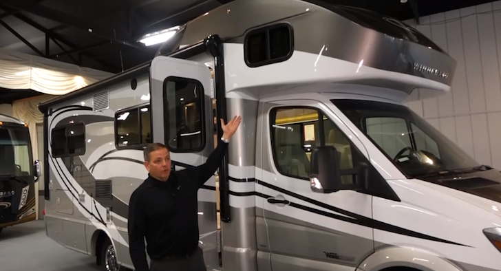2015 Winnebago View and Navion