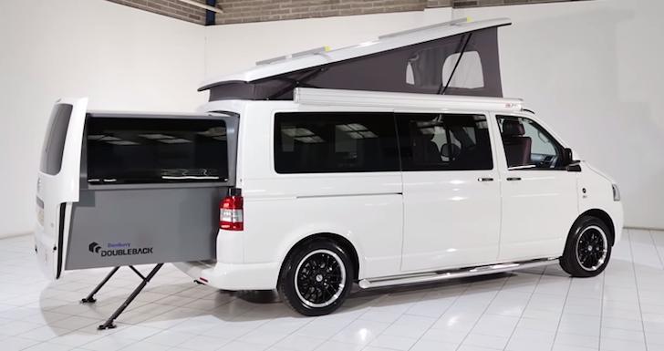 Danbury Doubleback Volkswagen Campervan