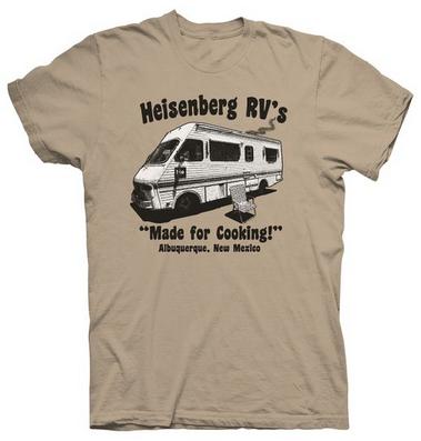 Heisenberg RVs Shirt