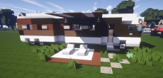 How To Build A Diesel Pusher Motorhome In Minecraft [VIDEO]