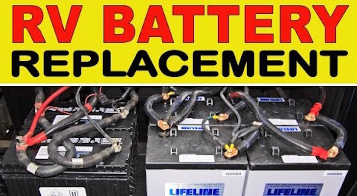 How to replace RV batteries with the AGM kind