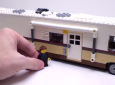 Jay Stepher Class A motorhome made of LEGOs
