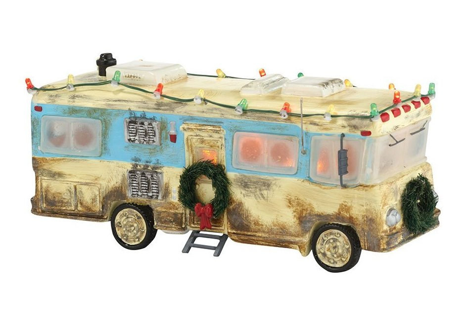 spruce up your space with these rv themed ornaments - Camper Christmas Decorations