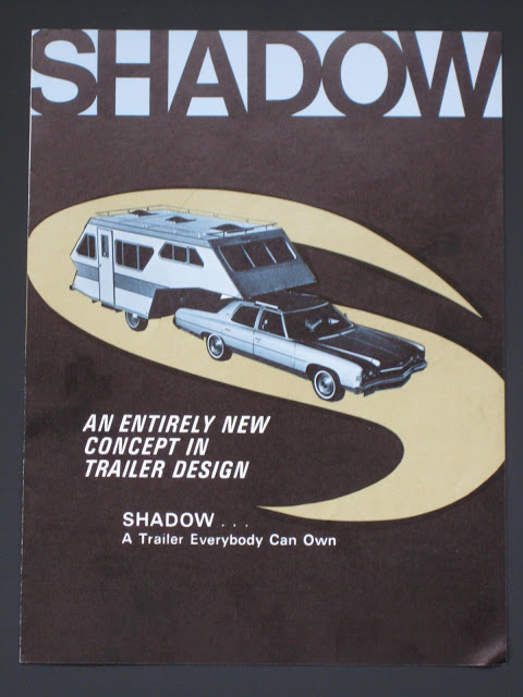 Sales booklet for the Harmon Shadow