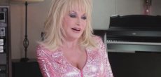 See inside Dolly Parton's tour bus