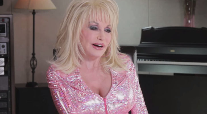 Dolly Parton Wants To Show You The Inside Of Her Tour Bus. Oprah Likes It Too.