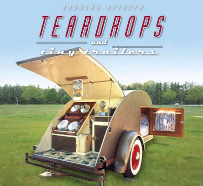 Teardrops and Tiny Trailers book cover
