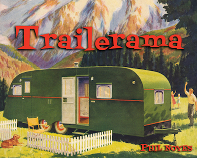 Trailerama coffee table book