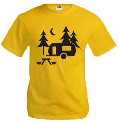 Travel Trailer Tee Shirt