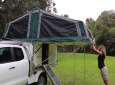 Trayon Campers Dual-Cab model setup