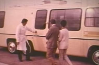Vintage GMC Motorhome sales video
