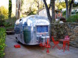 1957 Airstream Wanderer trailer