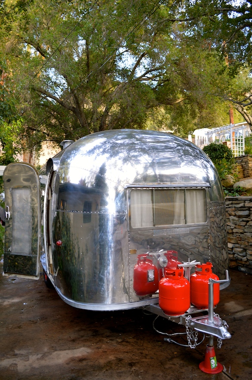 1960 Airstream Caravel