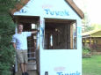 A 16 year old built this tiny house