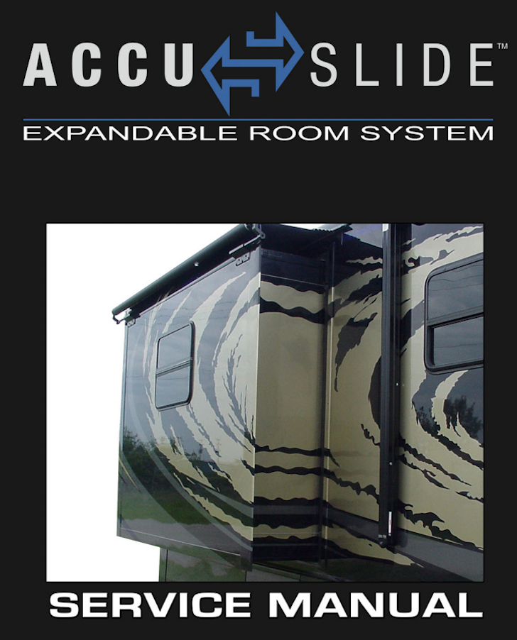 Accu-Slide service manual