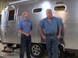 Jay Leno Tours An Airstream Land Yacht At His Burbank Garage [VIDEO]