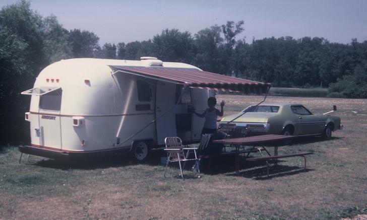 Argosy trailer 1977