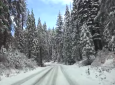Experience Driving Into Yosemite Through A Snowstorm [VIDEO]