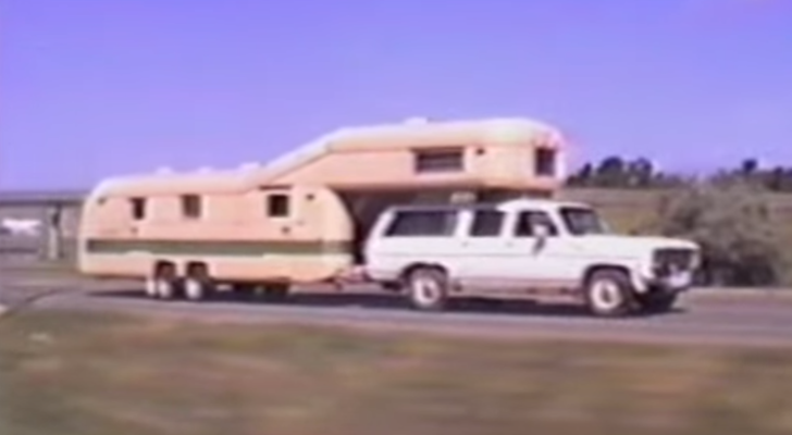 This Audacious Dynamik Tev Closely Resembles The Harmon Shadow Fifth Wheel Trailer